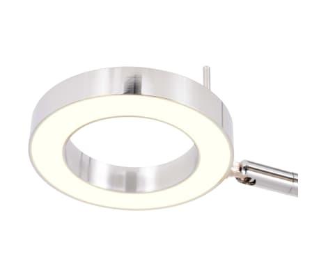 vidaXL LED-Deckenleuchte mit 3 Lampen Warmweiß[4/8]
