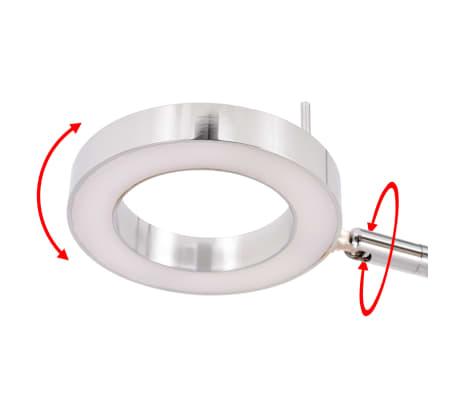 vidaXL LED-Deckenleuchte Wandleuchte mit 2 Lampen Warmweiß[10/15]