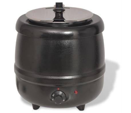 vidaXL Bouilloire à soupe électrique 10 L[2/6]