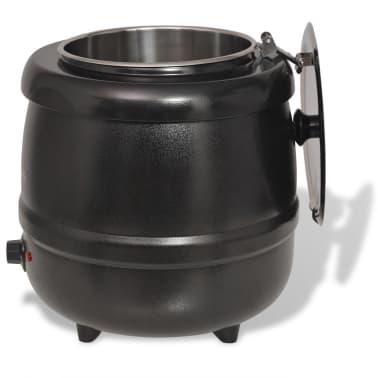 vidaXL Bouilloire à soupe électrique 10 L[3/6]