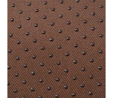vidaXL Pliušinė vaikiška kėdė Princess, rožinė[3/3]