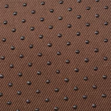 vidaXL Barnstol i plysch giraff brun[3/3]