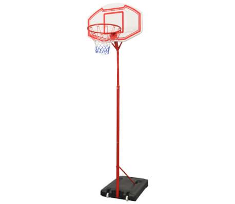 vidaXL basketbola grozs, 305 cm