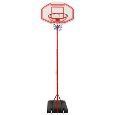 vidaXL basketbola grozs, 305 cm[2/5]