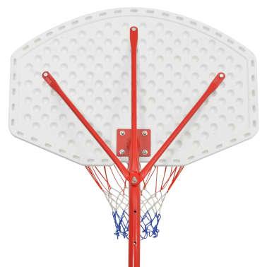 vidaXL basketbola grozs, 305 cm[4/5]