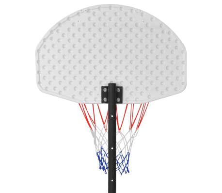 vidaXL basketbola grozs, 210 cm, pārvietojams[4/5]