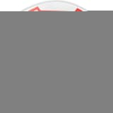 vidaXL Three Piece Wall Mounted Basketball Backboard Set 90x60 cm