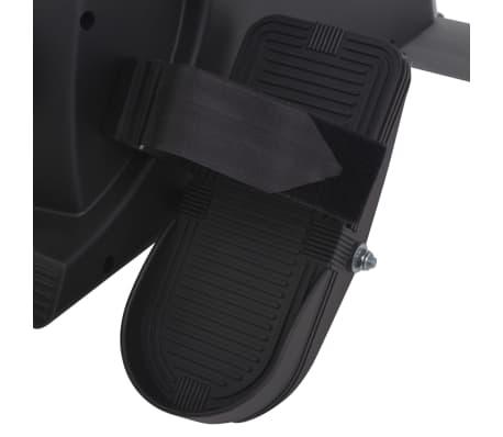 vidaXL Roeiapparaat 4,5 kg vliegwiel magnetische weerstand 8 niveaus[8/8]