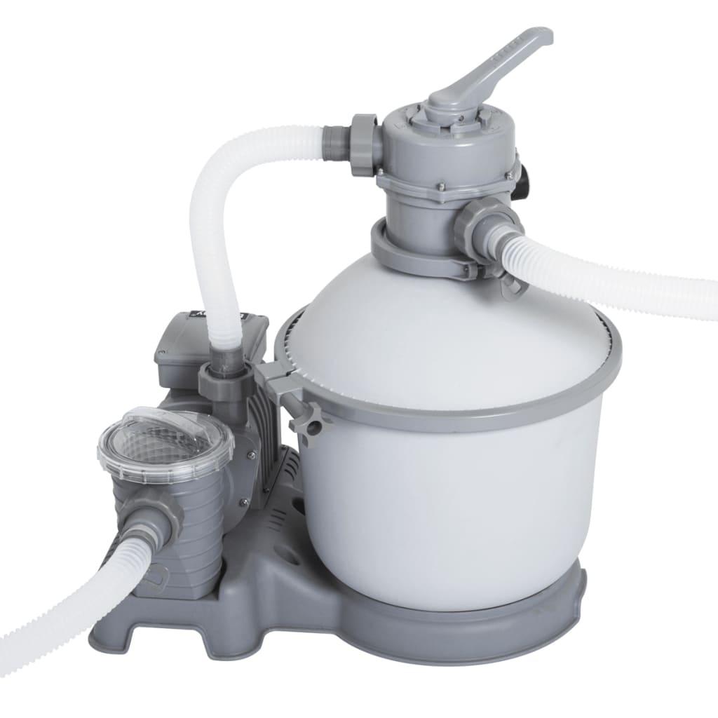 Bestway Filtru cu nisip Flowclear 200 W, 58495 vidaxl.ro