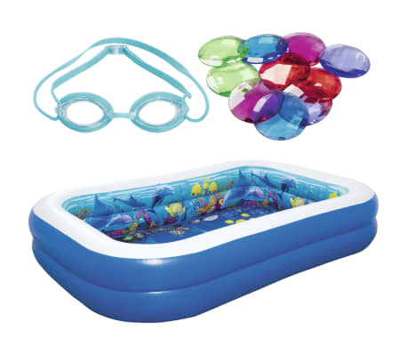 Bestway Undersea Adventure Uppblåsbar pool 54177
