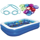 Bestway Undersea Adventure Inflatable Pool 54177