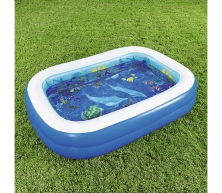 Bestway Detský bazén s motívom podmorského sveta, 54177[2/9]