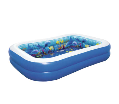 Bestway Detský bazén s motívom podmorského sveta, 54177[6/9]