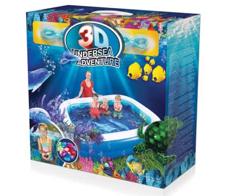 Bestway Detský bazén s motívom podmorského sveta, 54177[9/9]