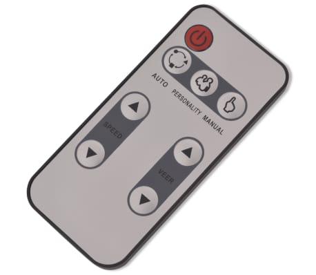 vidaXL Shiatsu masážní přístroj na chodidla červený[4/5]