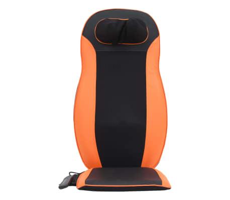 vidaXL Kaklo ir nugaros masažinė sėdynė, 48 W[2/11]