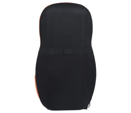 vidaXL Kaklo ir nugaros masažinė sėdynė, 48 W[4/11]