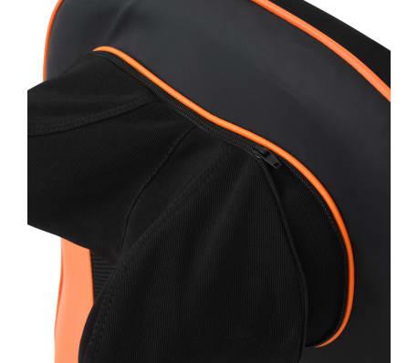 vidaXL Kaklo ir nugaros masažinė sėdynė, 48 W[7/11]