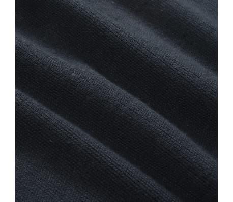 vidaXL Herren Pullover Sweater Rundhals Marineblau M[4/5]
