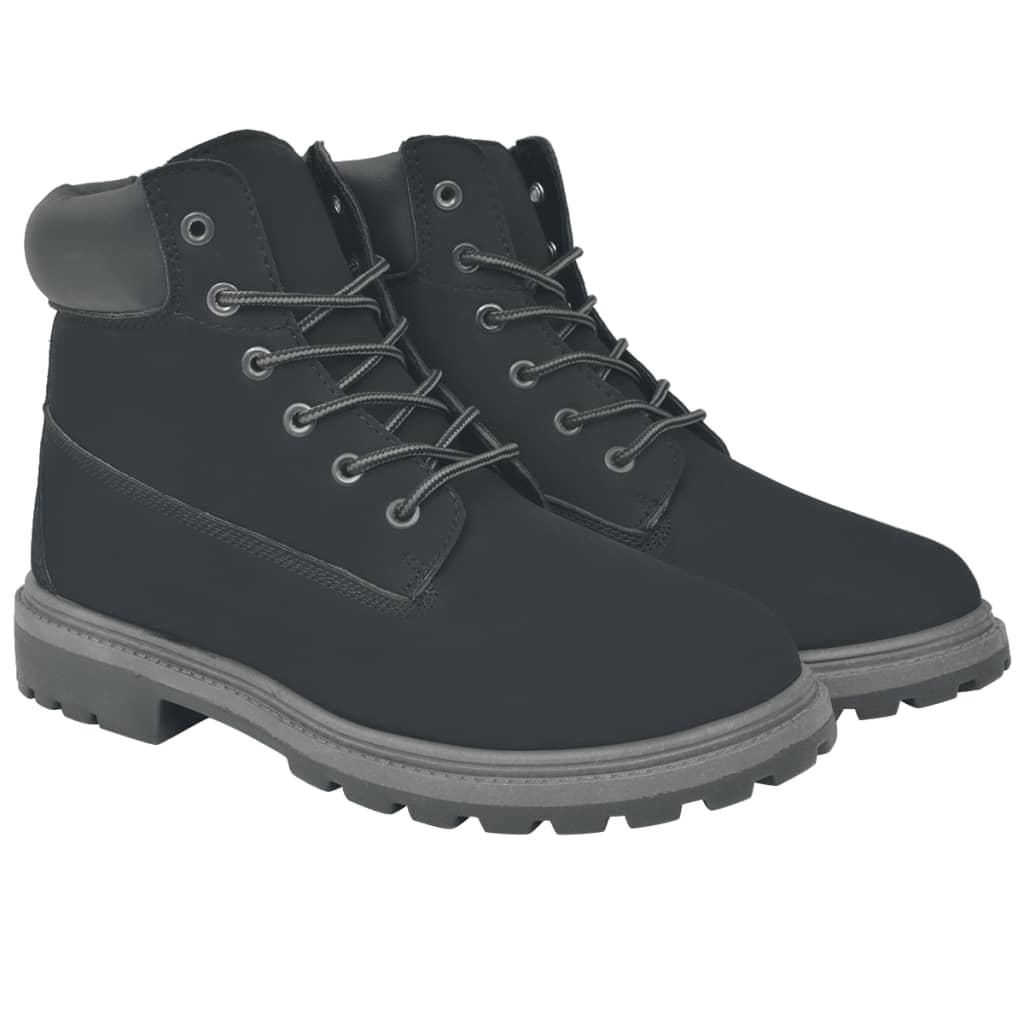 Pohodlne cerne panske kotnikove boty 40 levně  e8fc8769c1