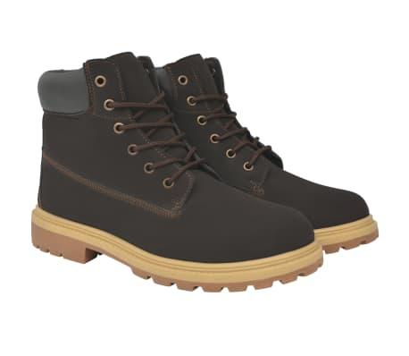 KopenVidaxl Bruin Boots Maat Heren nl 41 Online Vidaxl 5jc3ARqS4L