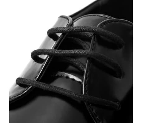 vidaXL Pánske spoločenské topánky 25c38475108