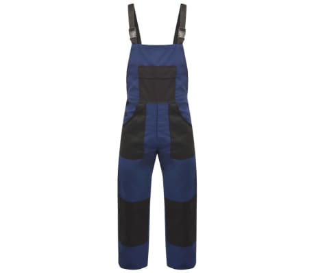vidaXL Mono de trabajo de hombre talla XL azul[1/5]