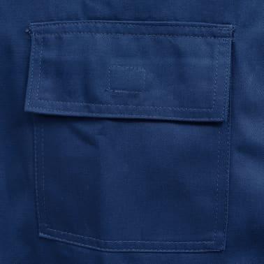 vidaXL Salopetă pentru bărbați, mărime M, albastru[3/6]