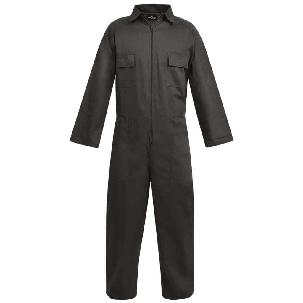 Pánské montérky / kombinéza XL šedé