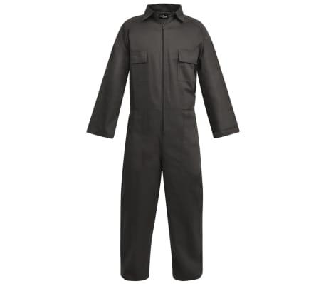 vidaXL Mono de trabajo de hombre talla XL gris[1/6]