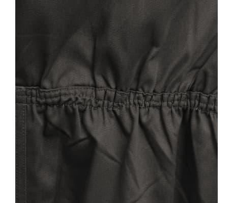 vidaXL Mono de trabajo de hombre talla XL gris[4/6]