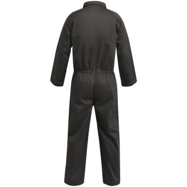 vidaXL Mono de trabajo de hombre talla XL gris[2/6]