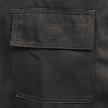 vidaXL Mono de trabajo de hombre talla XL gris[3/6]