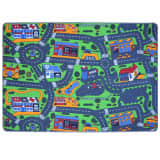 vidaXL Playing Rug 140x200 cm Road Pattern