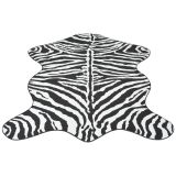vidaXL Kilimas 110x150 cm, zebro raštas