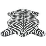 vidaXL Covor decupat cu imprimeu zebră, 150 x 220 cm