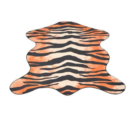 vidaXL Kilimas 150x220cm, tigro raštas
