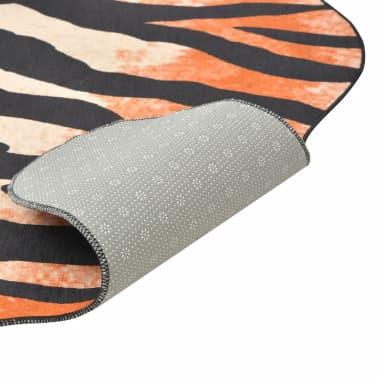 vidaXL Kilimas 150x220cm, tigro raštas[2/3]