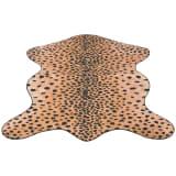vidaXL Covor decupat cu imprimeu ghepard, 70 x 110 cm