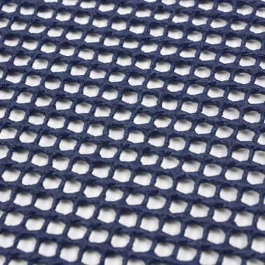 vidaXL Koberec do stanu 250x600 cm, modrý[3/3]