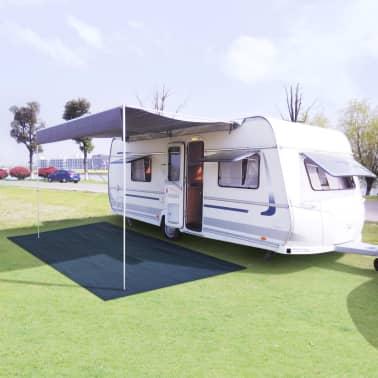 vidaXL Preproga za šotor 300x600 cm modra[1/3]