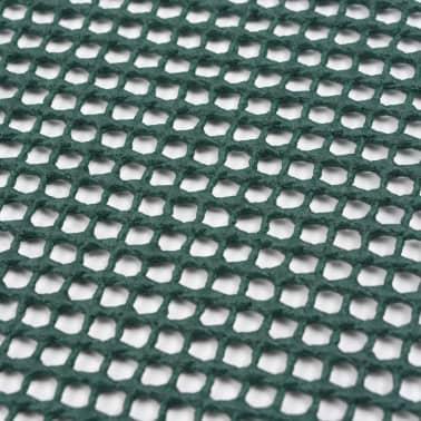 vidaXL Koberec do stanu 250x300 cm, zelený[3/3]