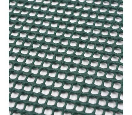 vidaXL Palapinės kilimėlis, 250x400cm, žalios spalvos[3/3]