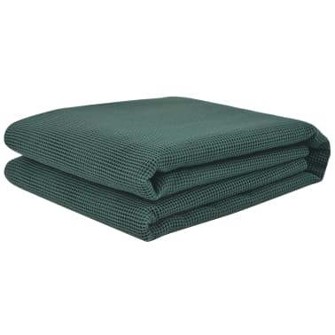 vidaXL Palapinės kilimėlis, 250x600cm, žalios spalvos[2/3]