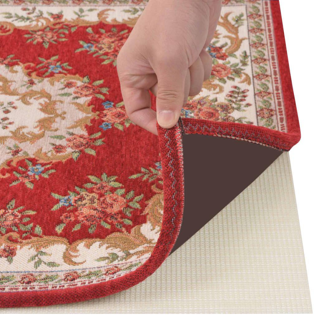 vidaXL Protiskluzová podložka pod koberec, 200x500 cm