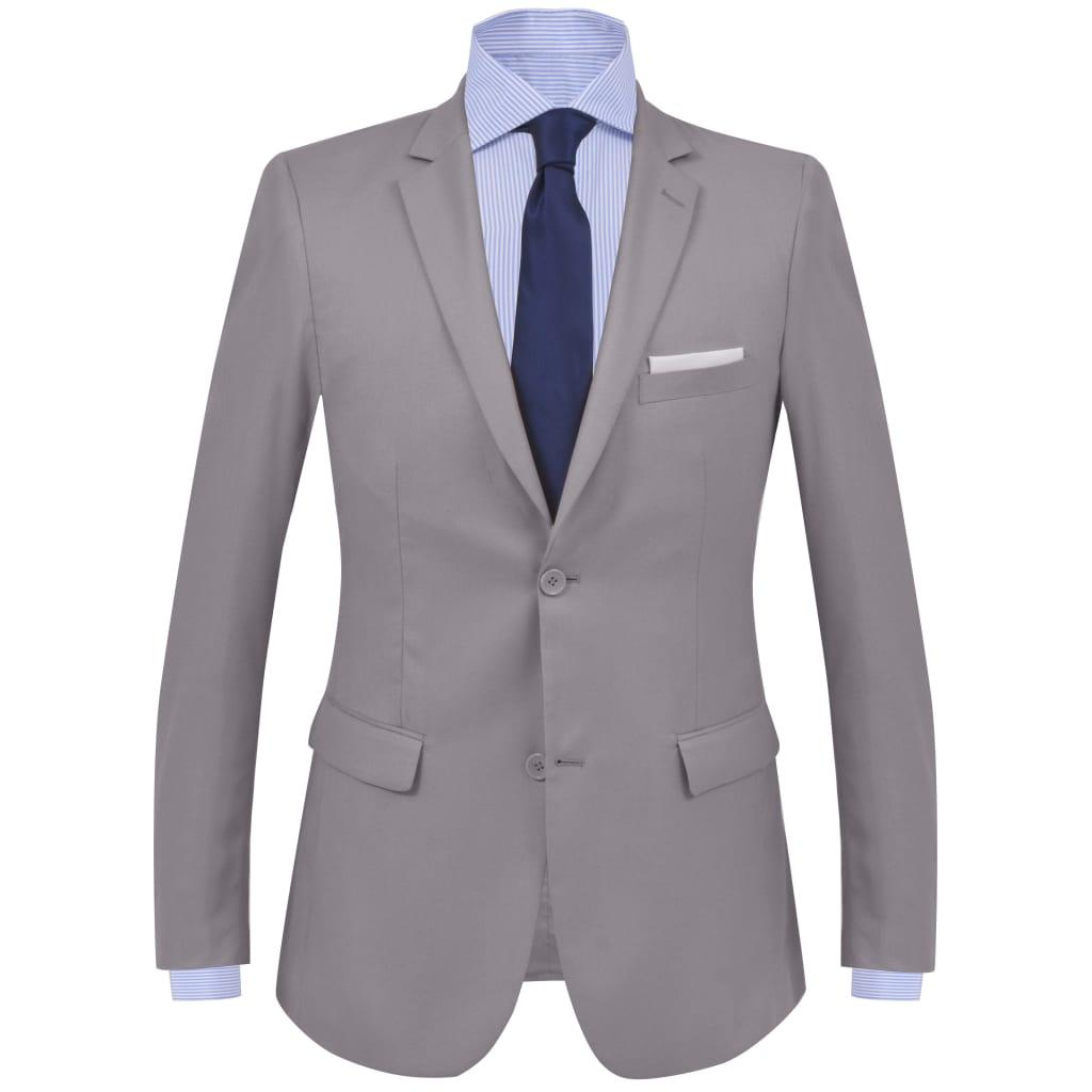 vidaXL Herren Anzug 2 tlg. Business Hochzeit Smoking Slim Fit mehrere Auswahl