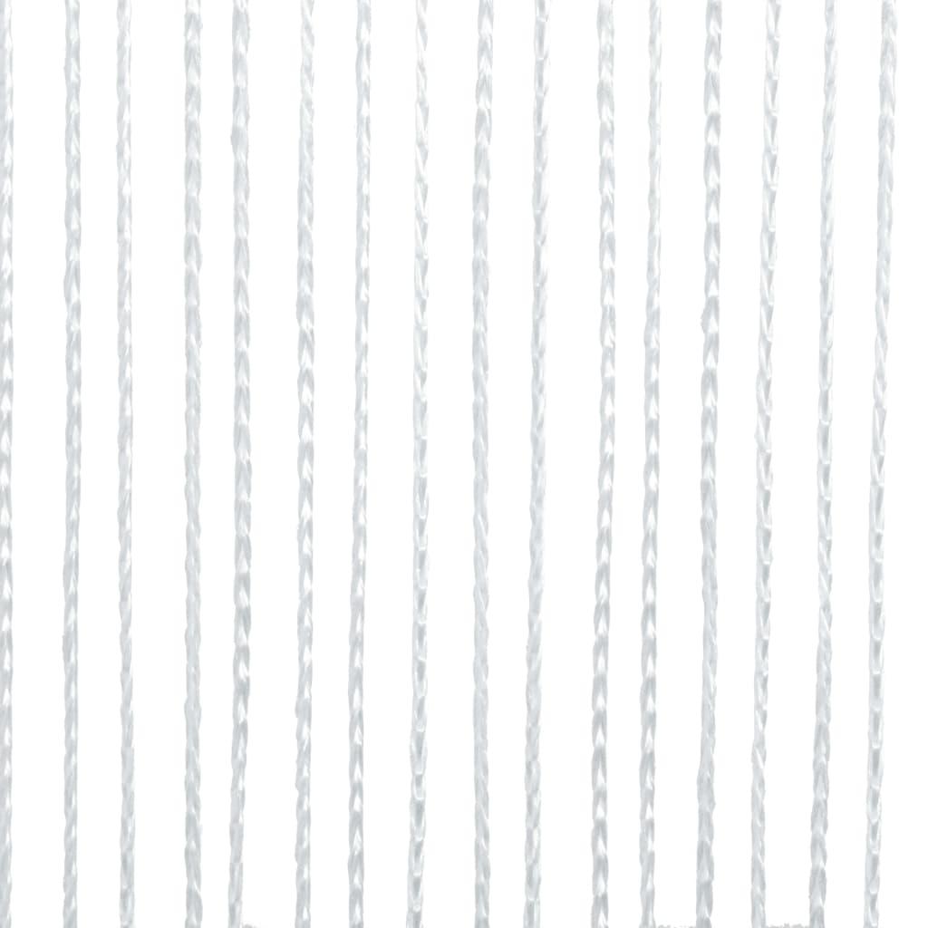b0027503b67 vidaXL nöörkardinad 2 tk, 100 x 250 cm, valge