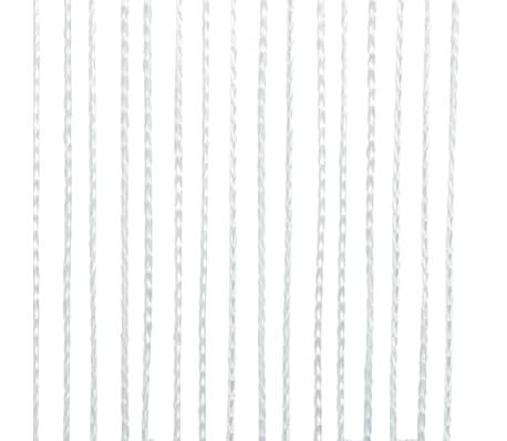 vidaXL trådgardiner 2 stk. 140 x 250 cm hvid[3/4]