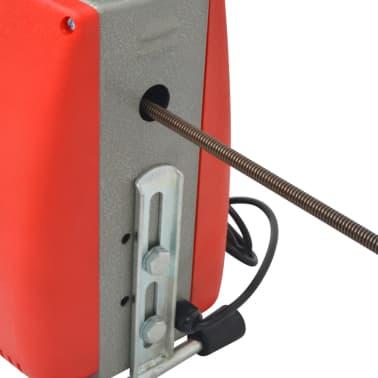 vidaXL Vamzdžių valymo įrenginys, 250W, 15mx16mm, 4,5mx9,5mm[6/10]