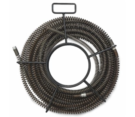 vidaXL Leidingsreinigingsmachine 250 W 12,5mx16mm 4,5mx9,5mm[7/9]